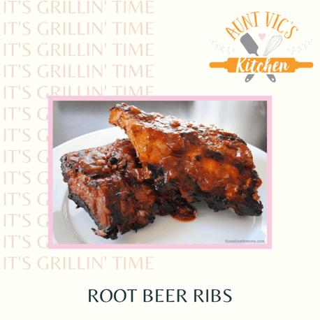 Root Beer Ribs