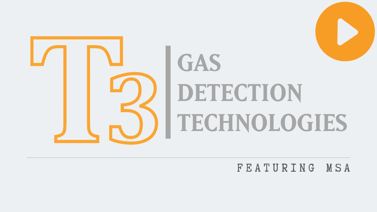 T3 Gas Detection