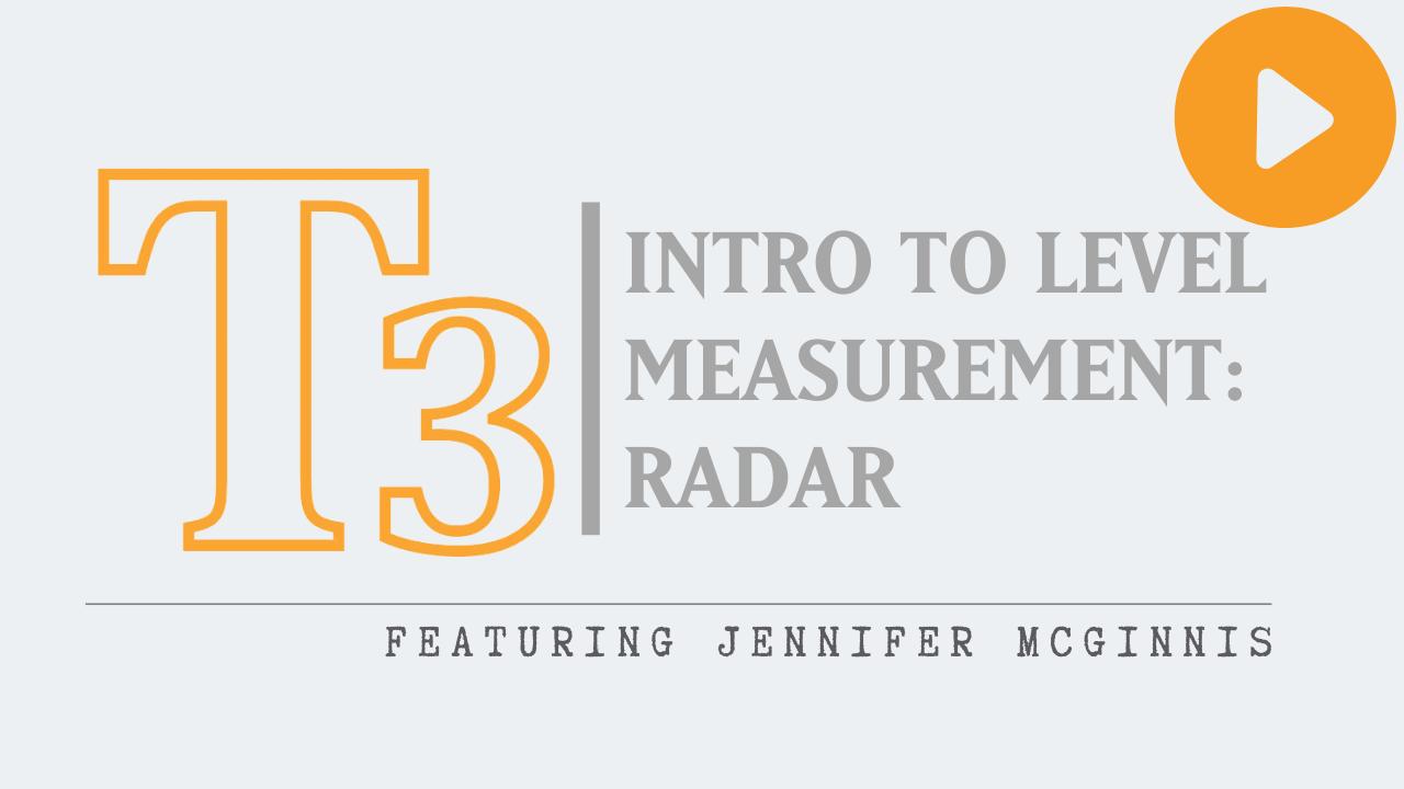 t3 radar